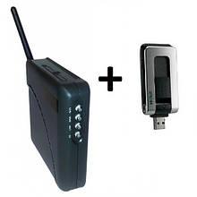 3G модем UTStarcom UM100c + WiFi-роутер Unefon MX-001
