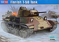 """Сборная модель  """"Финский танк T-50 """""""