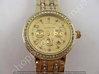 Часы Skmei MK 3112 (013489) женские золотистые в стразах копия, фото 1