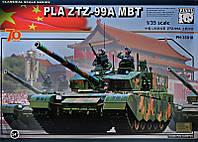 """Сборная модель  """"Китайский танк PLA ZTZ 99A MBT """""""