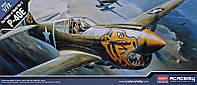 """Сборная модель """"Истребитель P-40E Warhawk"""""""