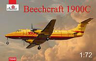 """Сборная модель """"Авиалайнер Beechcraft 1900C """"DHL"""""""""""