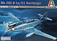 """Сборная модель """"Истребитель Me-262 B-1A/U1 """"Nachtjager"""""""""""