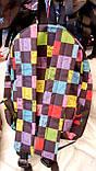 Городские текстильные рюкзаки с модными принтами 21*28 см, фото 2