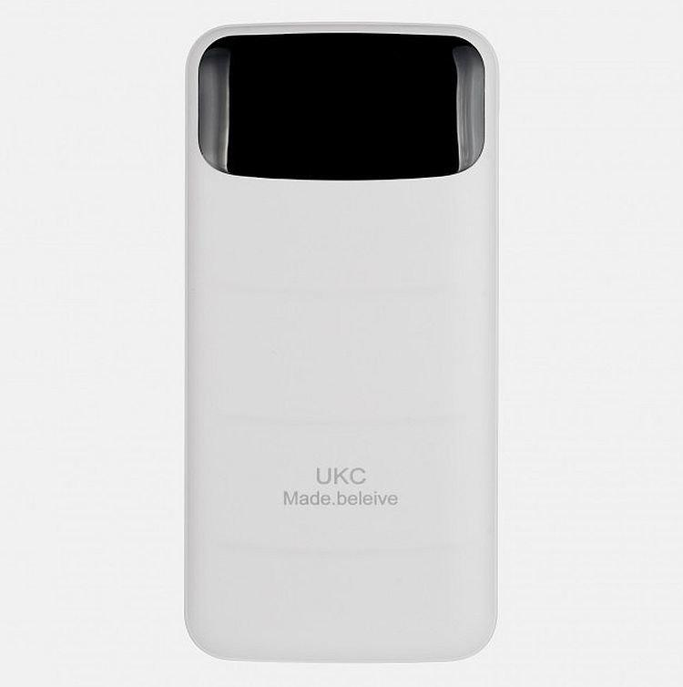 Портативний зарядний пристрій Power Bank Ukc, 80000 mAh