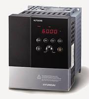 Преобразователь частоты N700E-022HF  2.2 кВт 380В HYUNDAI
