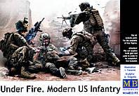 Современная американская пехота