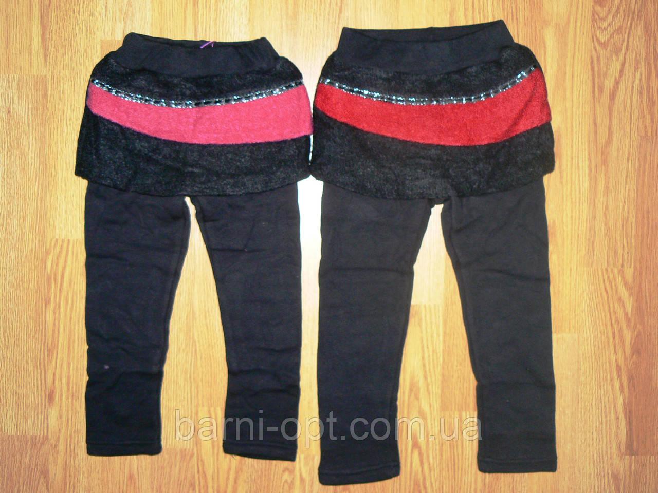 Спідниці-штани утеплені на дівчинку оптом, Taurus , 1-5 рр.
