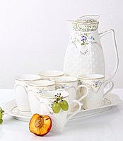 Чайный набор на подносе Эмили 943-134