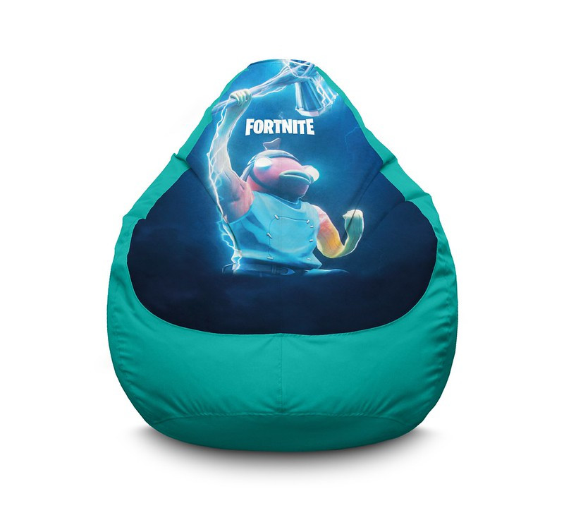 "Кресло мешок ""Fortnite. Fishstick"" Оксфорд"
