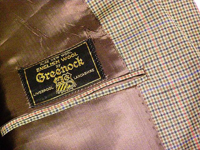 Пиджак шерстяной Greenock (р.52)