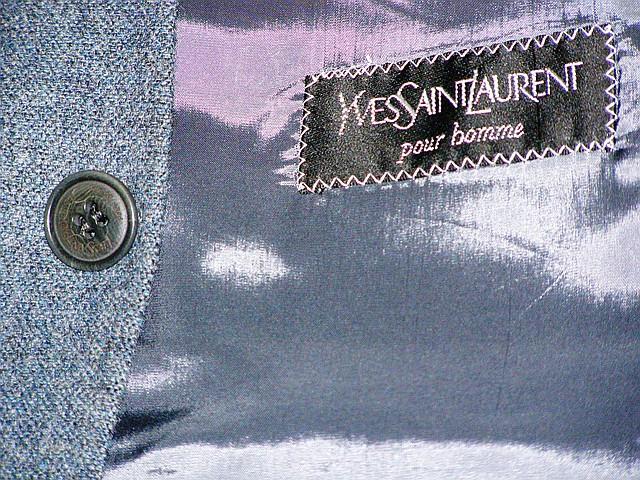"""Пиджак шерстяной """"Yves Saint Laurent"""" (52-54)"""