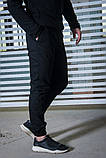 Штаны карго от Intruder черные, фото 4
