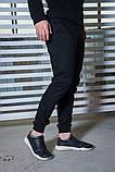 Штаны карго от Intruder черные, фото 5