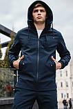 "Куртка Softshell ""Intruder"" синяя., фото 2"