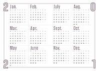 "Ежедневник А5 недатированный YES ""Giovanni"", мягк., 432 стр., серый/оранжевый код: 252060, фото 5"