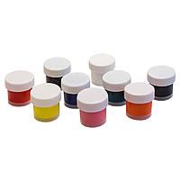 Краски по ткани 9 цв. 29С 1760-08 код: 353407, фото 2