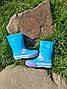 Резиновые сапоги для мальчиков Hemuyu (BBT) 24р, 15.7см, фото 9