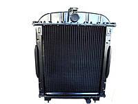 Радиатор водяного охлаждения ЮМЗ двигатель Д-65