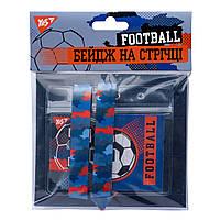 """Бейдж YES на ленте """"Football"""", принт код: 940227, фото 2"""