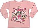 Детская пижама рост 92 1,5 года-2 года трикотажная интерлок розовая Лол на девочку для малышей Р977, фото 2