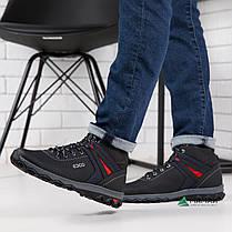 Мужские зимние ботинки львовской фабрики 40р, фото 3