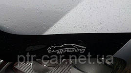 Дефлектор капота, мухобойка Nissan Mistral (R20) 1994-1996