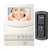 Цветной домофон PoliceCam PC-431 W (BC4)
