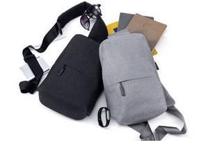 Рюкзак Xiaomi Mi City Sling Bag (Light Grey) (ZJB4070GL), фото 2