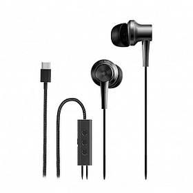 Навушники Xiaomi Mi Noise Reduction Type-C In-Ear Earphones Black (ZBW4382TY)
