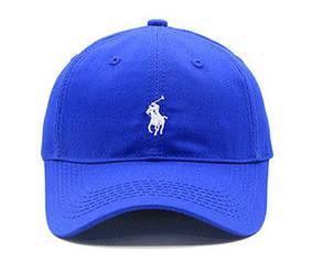Кепка бейсболка синяя мужская женская