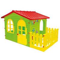Детский садовый домик Mochtoys 12243