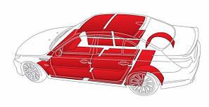 Матеріали для вібро і шумоізоляції автомобіля