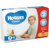 Подгузник Huggies Classic 5 Jumbo 42 шт (5029053543185)