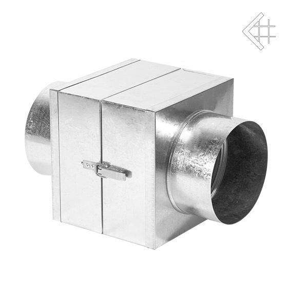 Фильтр кассетный Ø150