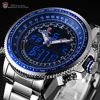 Мужские часы SHARK Quartz Sport Stainless Steel