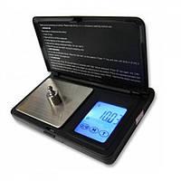 Весы ювелирные ML E-01/6259 до 100 г карманные весы, аптечные весы/ Аптечні ювелірні електронні ваги, фото 1