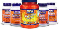 Основная информация о питании Now Foods