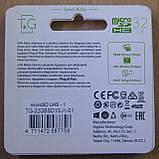 Карта памяти microSD T&G 32GB 10 class (с адаптером), фото 2