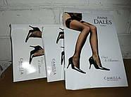 Чулки Anne De Ales CAMILLA T4 Black (мятая упаковка), фото 2
