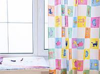 Комплект Декоративных Штор в детскую Испания Детские картинки, арт. MG-131073, 170*135 см (2 шт.), фото 1