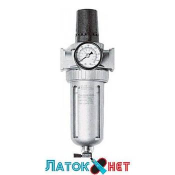 Фильтр для воздуха с регулятором давления 1/4 PAP-C206A Licota