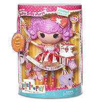 "Кукла LALALOOPSY серии ""Lalabration""- СМЕШИНКА  536208"