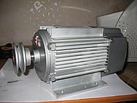 Электродвигатель взрывозащищенный  трехфазный, 0,75 kW