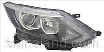 Фара Nissan Qashqai II (J11) (дорестайл) 2014 - 2017, права, електр., LED, (Depo)