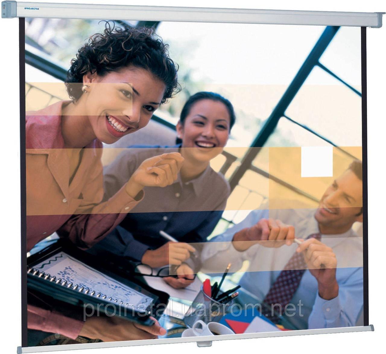 Экран Projecta SlimScreen 178x178см, MW