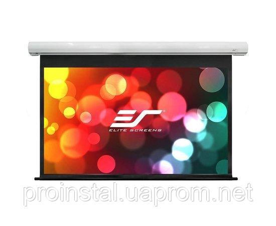 """Экран моторизированный Elite Screen 106"""" 132x235 16:9 White ITE106HW4-E24"""