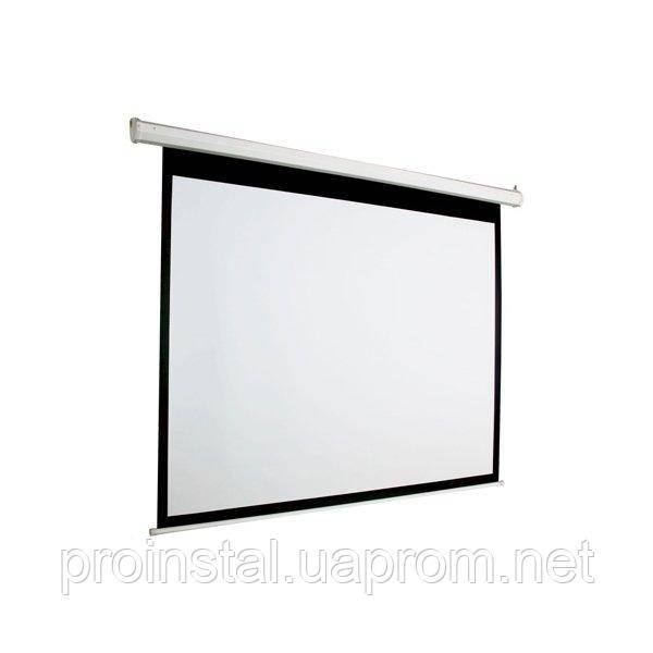 """Экран моторизированный AV Screen 3V120MEK 120"""" 258x162 16:10 Matte White"""