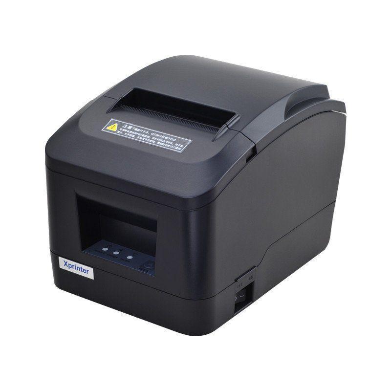 POS-принтер Xprinter XP-A160M USB чековый термопринтер 80мм с автообрезкой