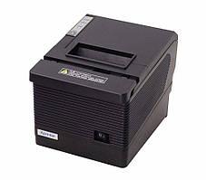 POS-принтер чеков Xprinter XP-Q260IIINK USB+COM+LAN чековый термопринтер 80мм с автообрезкой, фото 2